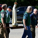 Our Lady of Fatima statue Procession at St. Anthony's, July 17, 2017 photo album thumbnail 37